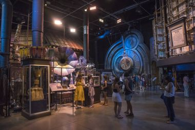 The Making of Harry Potter in Leavesden
