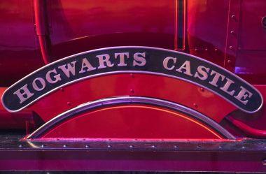 Hogwarts Express Train Detail