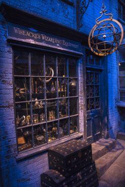 Wiseacres Wizarding Equipment Shop