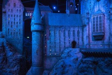 Hogwarts Castle Model at Warner Bros Studios