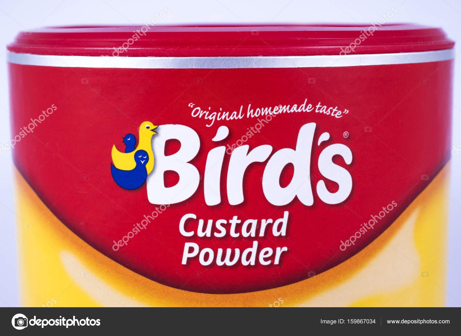 Birds Custard Powder – Stock Editorial Photo © chrisdorney #159867034