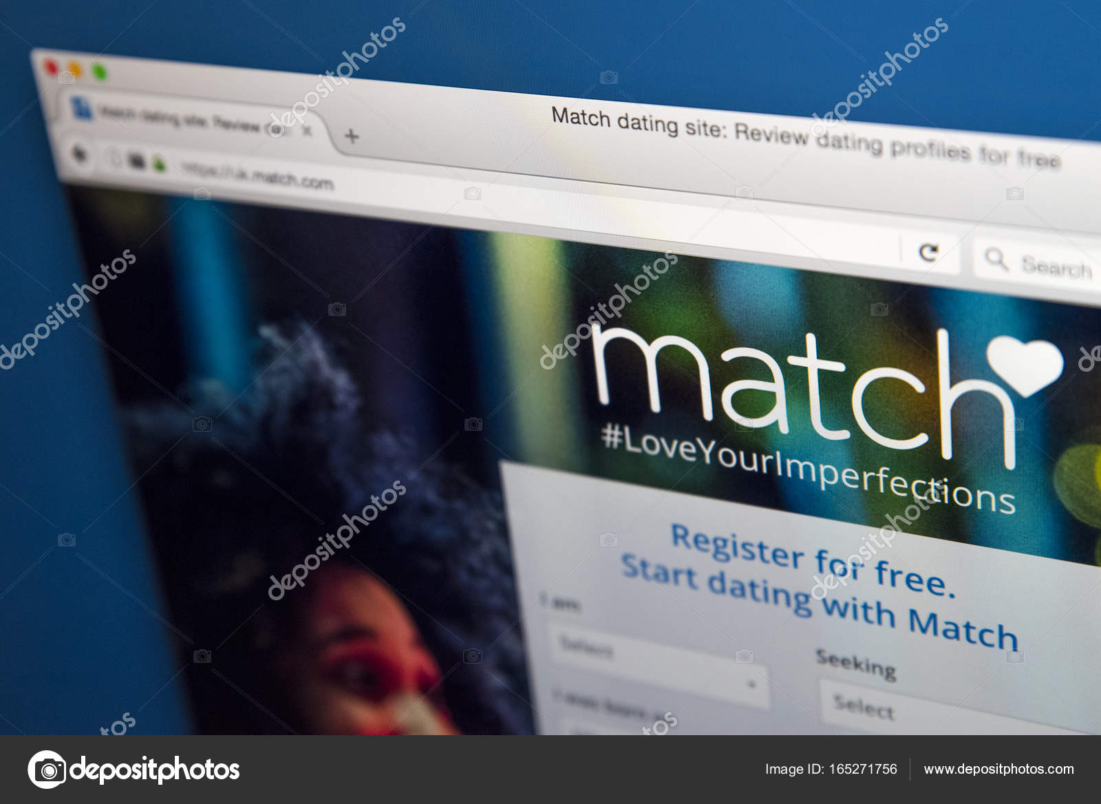 match.com dating service