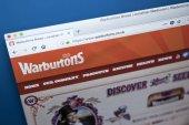 Warburtons Company Website