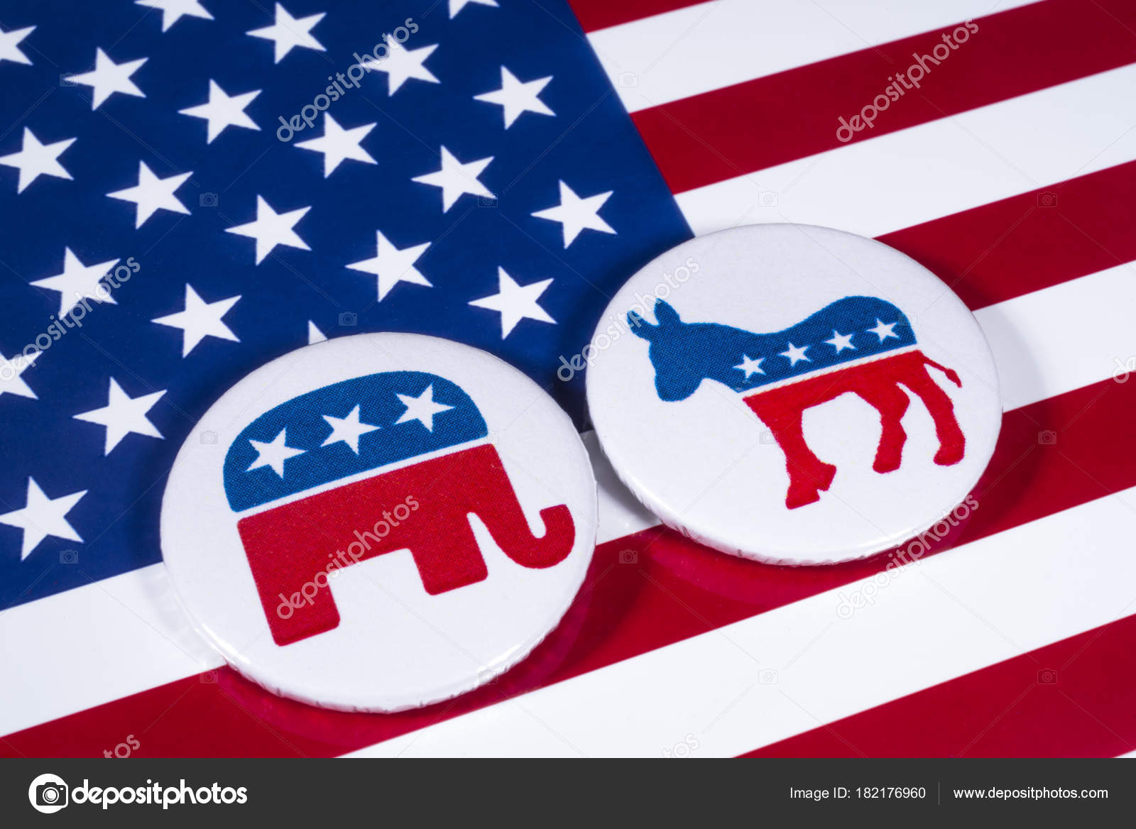 Republicans And Democrats Stock Editorial Photo Chrisdorney