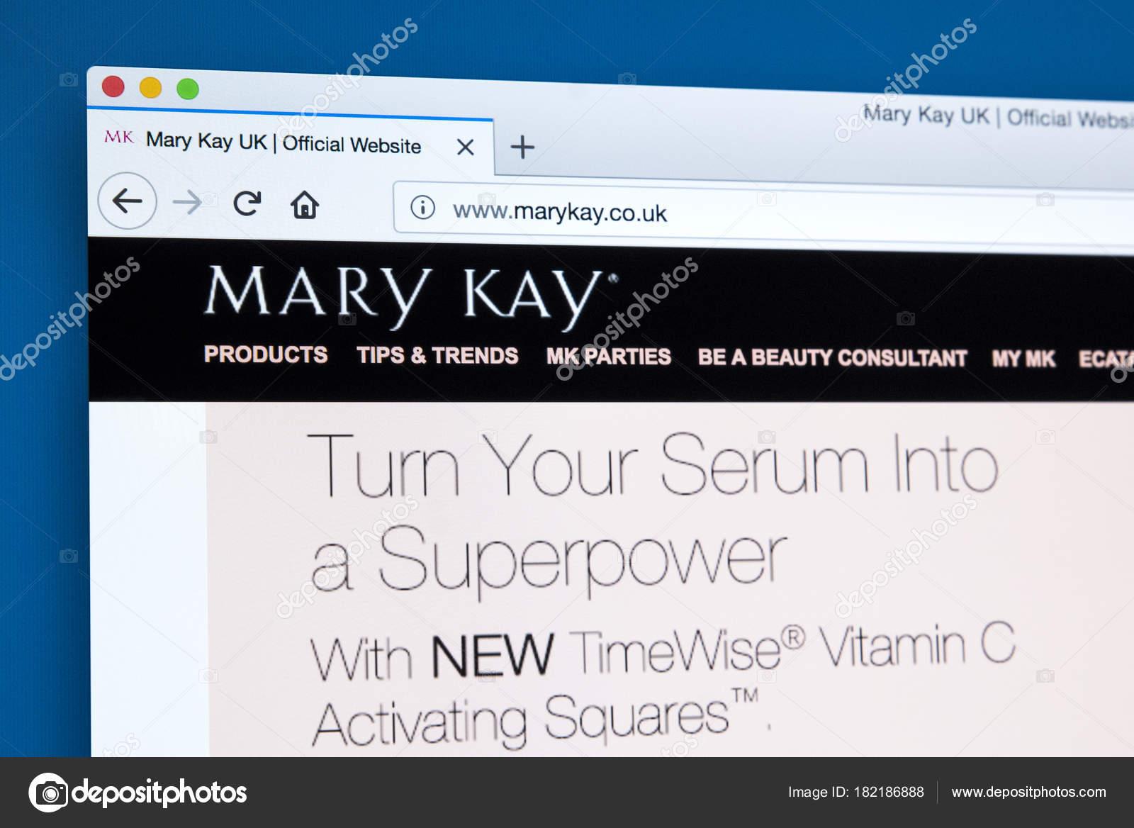 Tipo De Letra Logo Mary Kay Sitio Web De Mary Kay Inc Foto