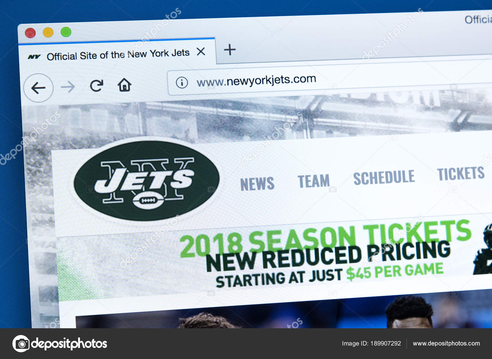2234af31 New York Jets Website – Stock Editorial Photo © chrisdorney #189907292