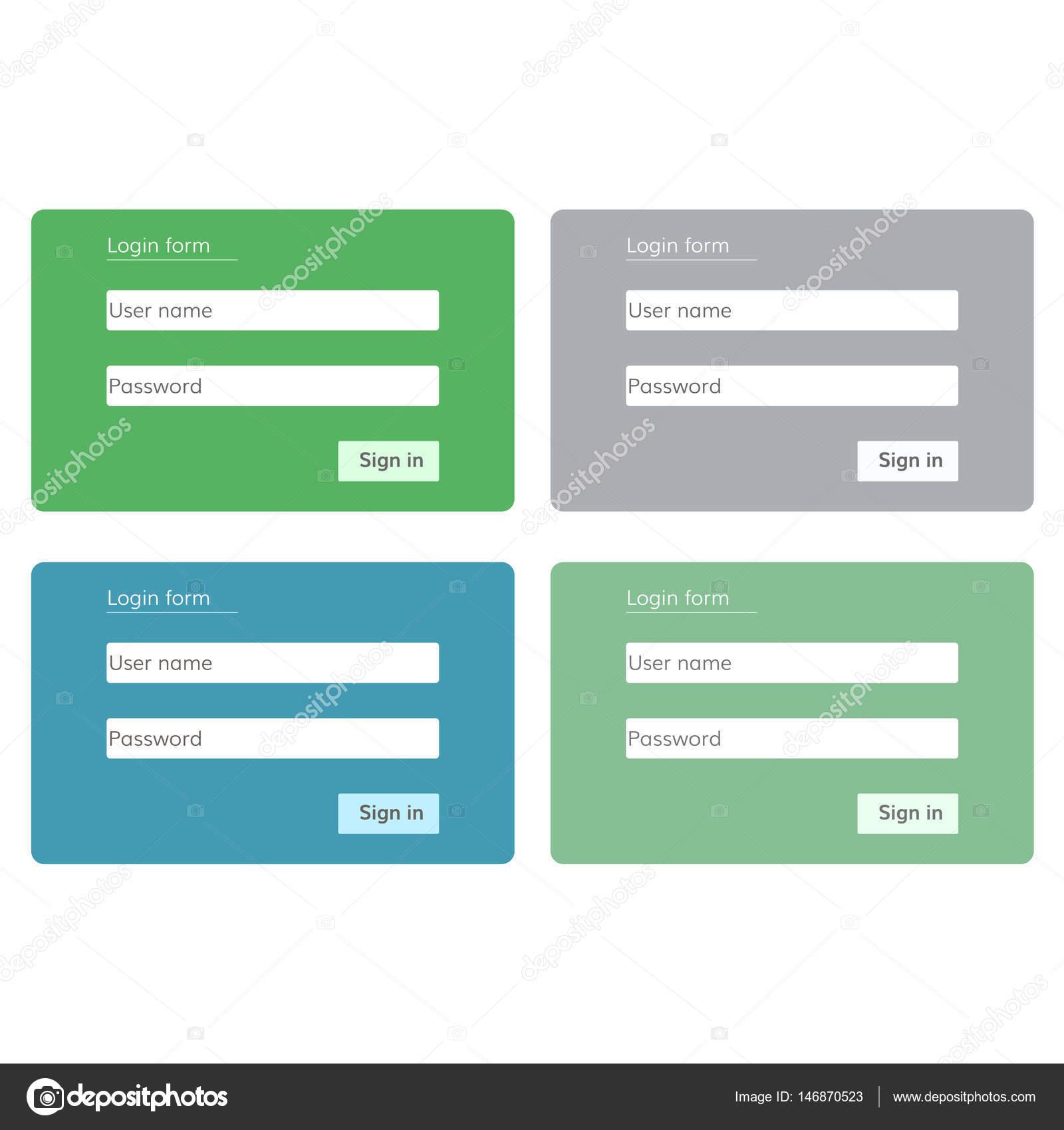 Site login