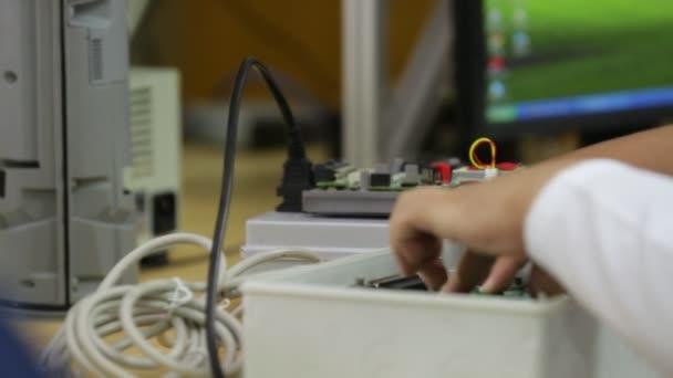 inženýr řešení elektronické zařízení
