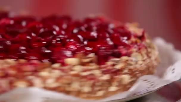Otočil Berry koláč
