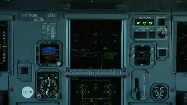 sík pilótafülke ellenőrzés