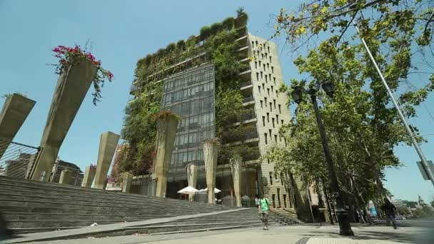 moderní eko šetrné budovy