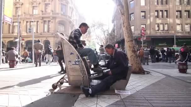 Čistič bot ulice