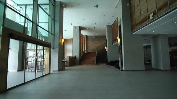 moderní stavební lobby