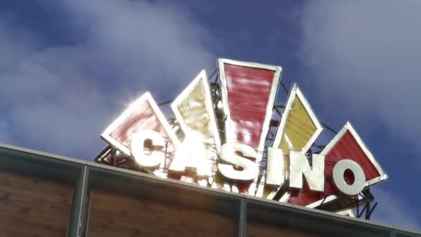 Kasino ve starém stylu znamení