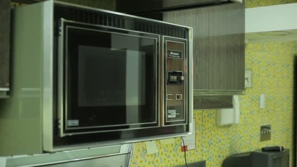 Otthoni konyha mikrohullámú sütő