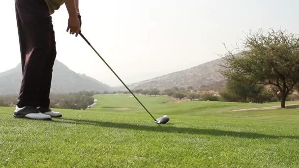 muž uvedení golf