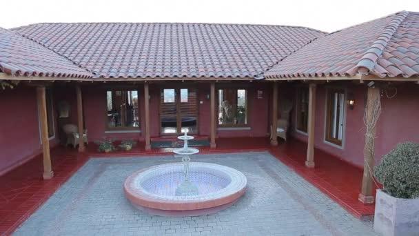 Fontána ve španělštině villa