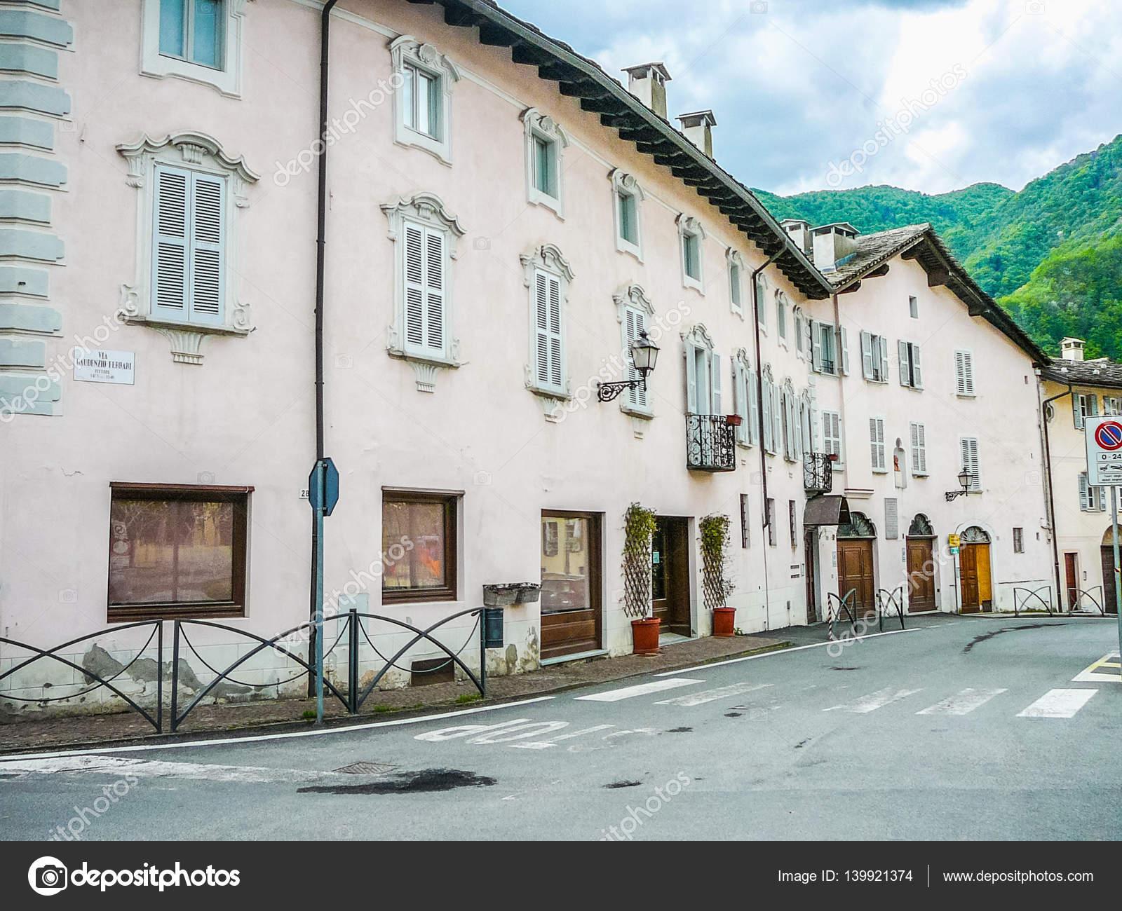 HDR Sacro Monte Varallo — Stockfoto © scrisman #139921374