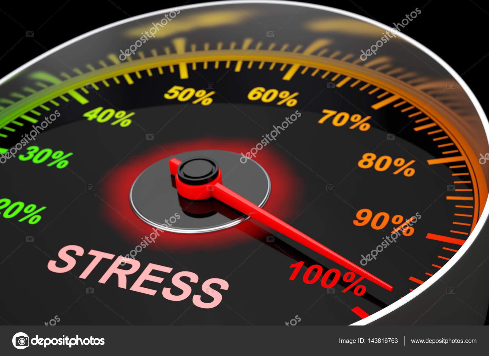 Stress Level Meter : Velocímetro como medidor de nível stress renderização