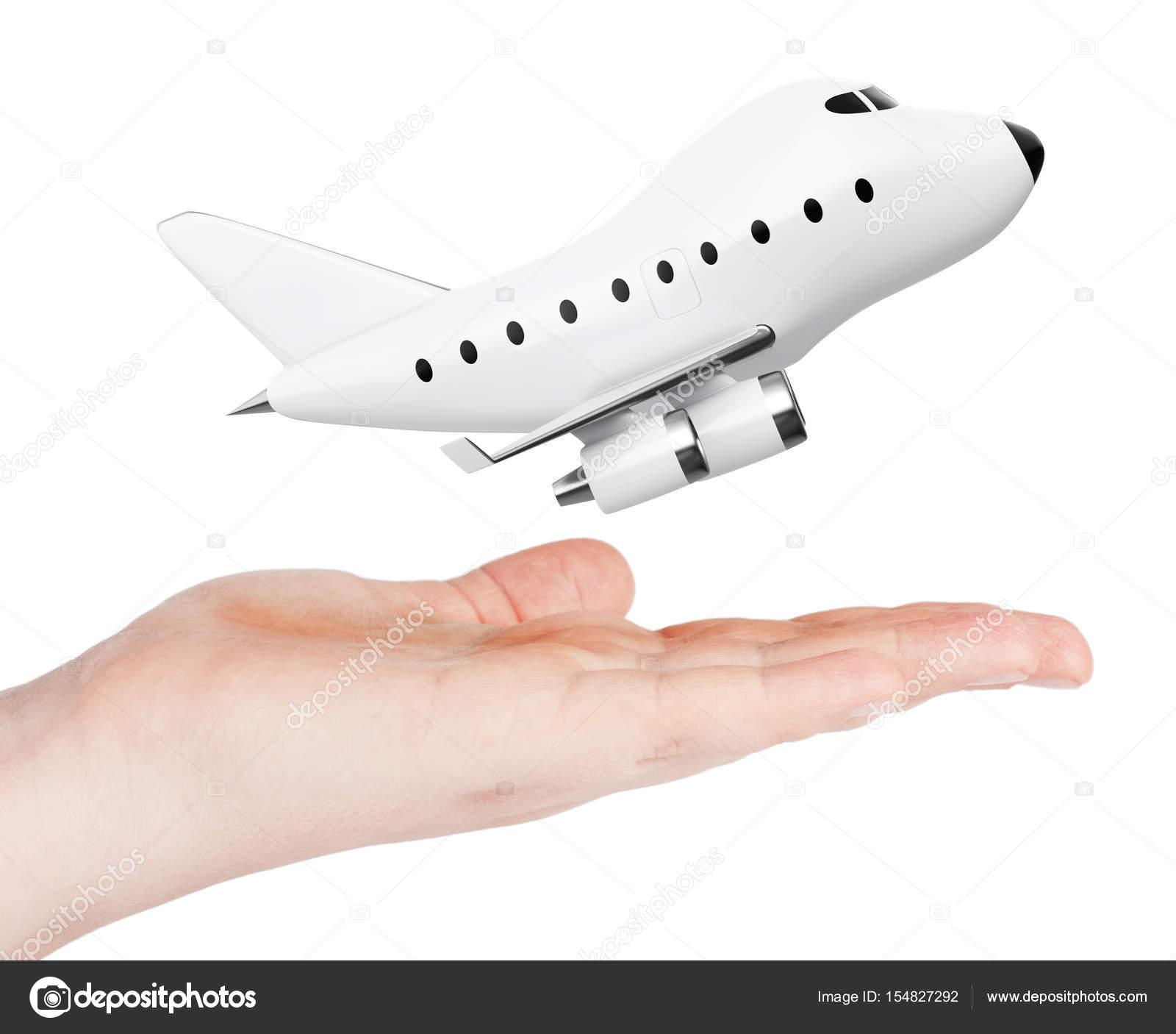 Avión Dibujo Animados Juguete Jet 3dDibujos De Sobre Del A45RLj