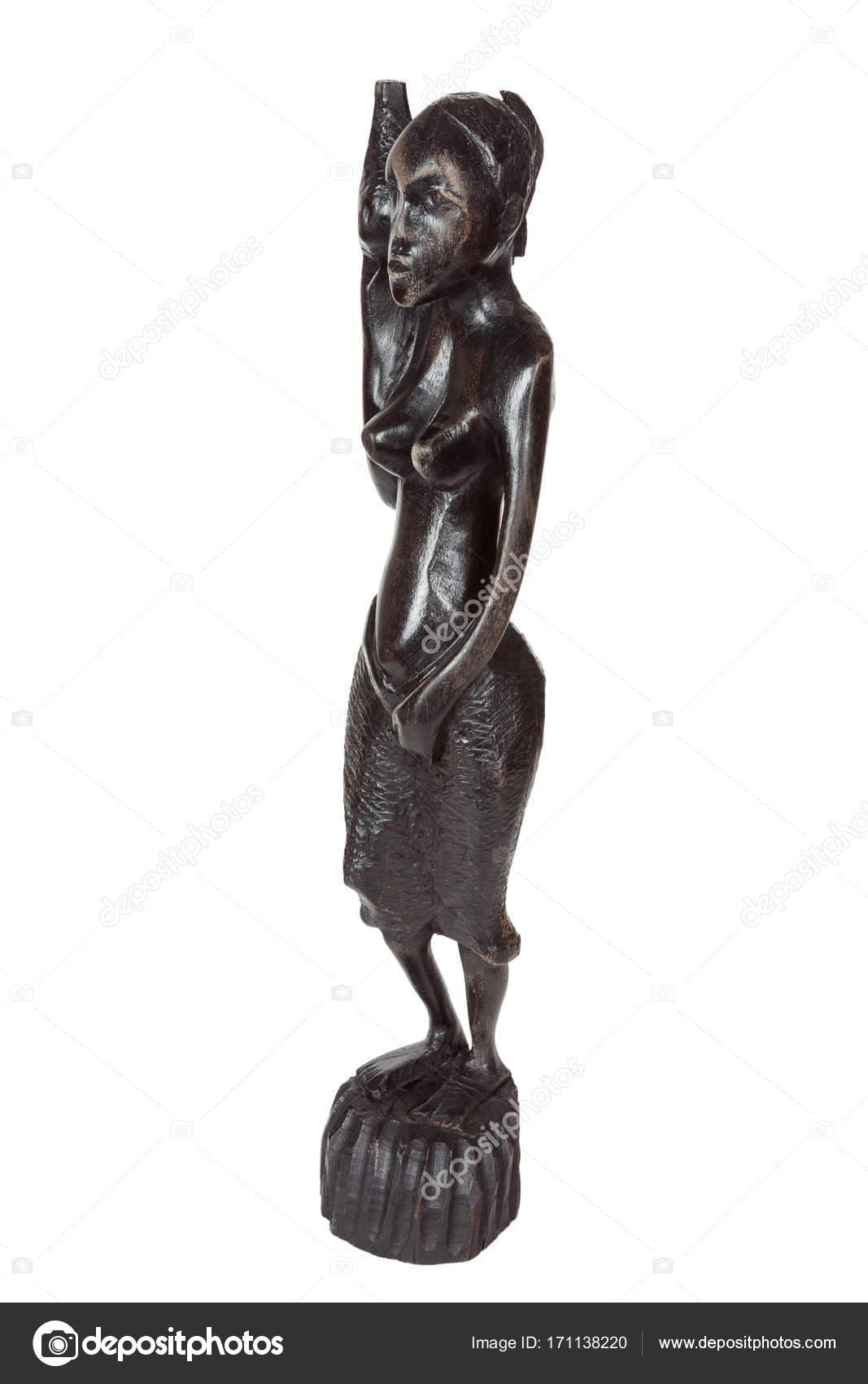 nahé černé ebonys