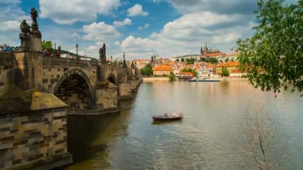 Oblíbené turistické místo v Praze