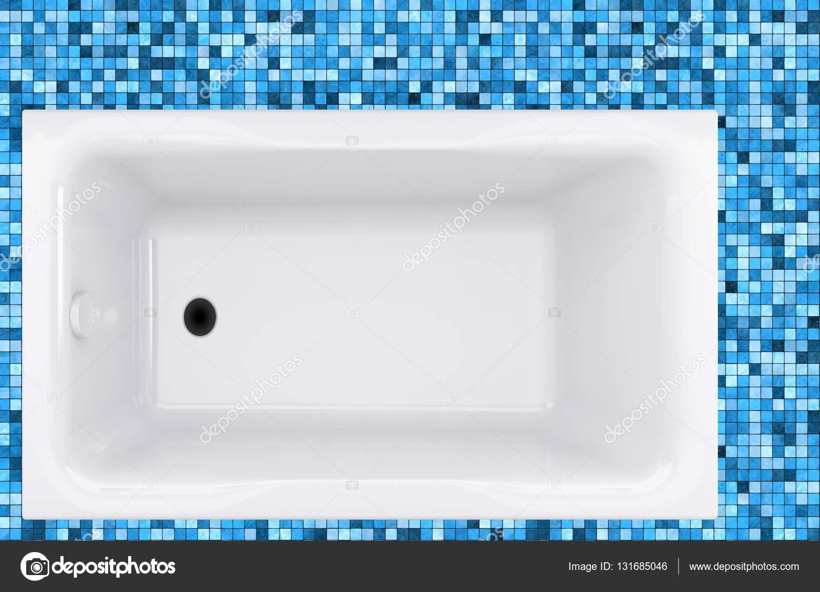 Bad mosaik blau - Blaue fliesen kuche ...