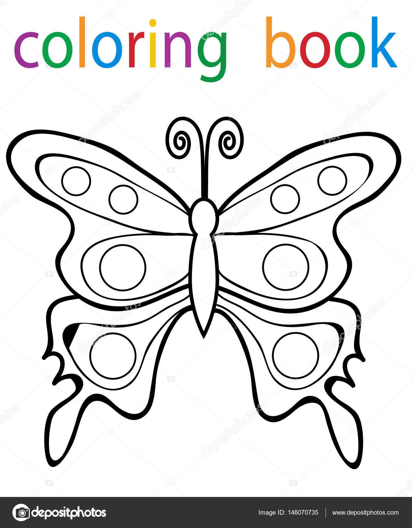 libro para colorear circuito aislado — Vector de stock © zolotons ...