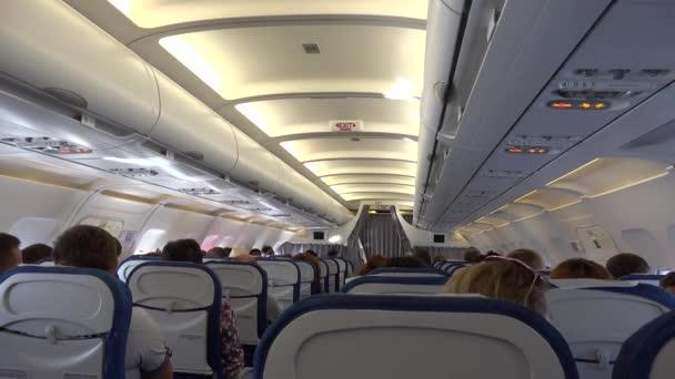 Letadlo krytý v letu, mnoho židlí