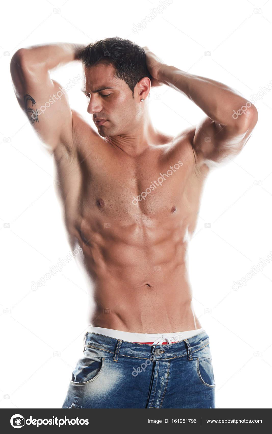 Сексуальные парни красавцы