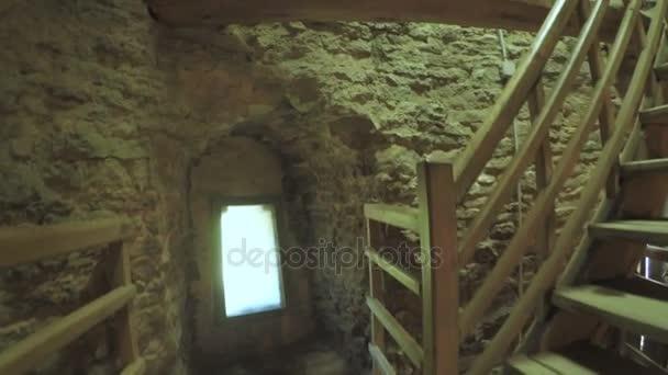 Treppe im Turm