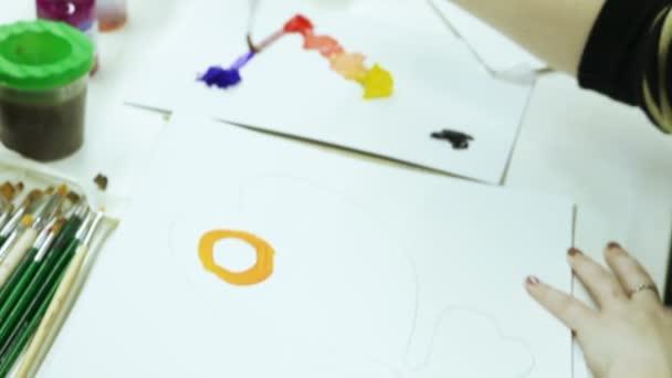 Rajz egy pillangó