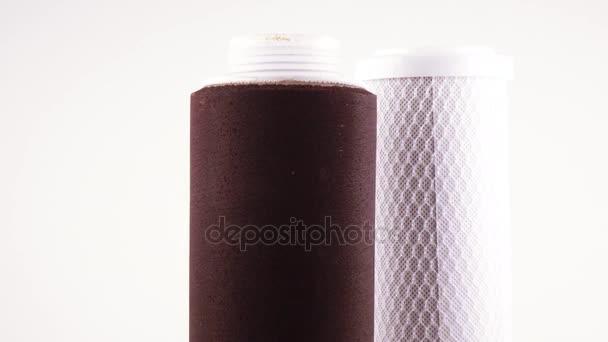 Uhlíkový filtr na vodu