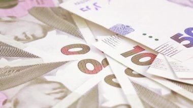 Különböző számlák ukrán Hrivnya