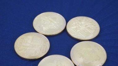 Coins imitating bitcoins