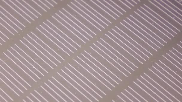 Die Textur der Solar Batterie