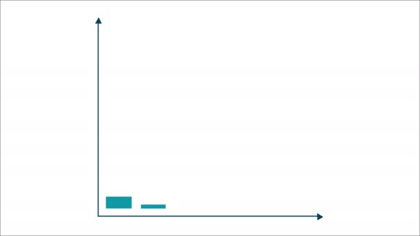 Growing chart financial bar diagram showing increasing profits growing chart ccuart Images