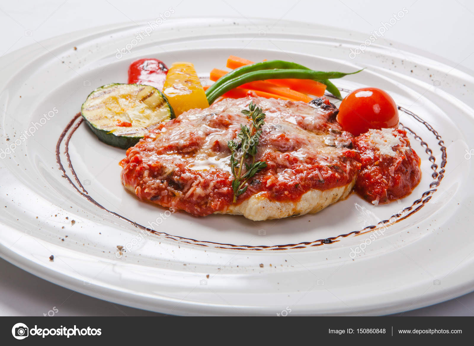 Beyaz peynirli Akdeniz ızgara tarifi