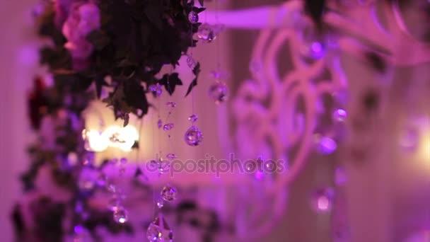 Part of the festive decor floral arrangement detail of a wedding part of the festive decor floral arrangement detail of a wedding arch wedding junglespirit Choice Image