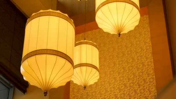 GelbOrange Lanna StilNepalesischenChenese Traditionellen Oder Decke Unter Papier Der Lampe Asiatische vwN8On0m