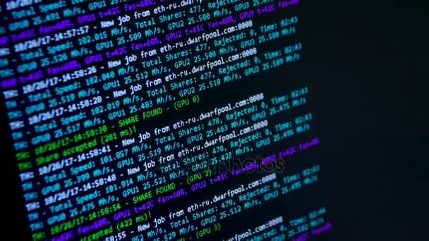 Počítačová data kódu. Vývojář mobilních aplikací. Abstraktní pozadí zdrojového kódu. Počítač program Náhled. Zvýrazněním syntaxe php. Programovací kód na obrazovce počítače. Zdrojový kód zblízka