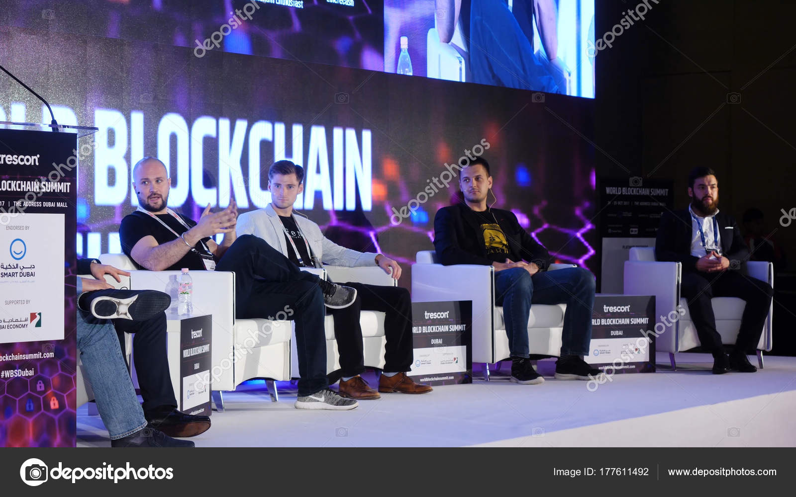 world blockchain and cryptocurrency summit