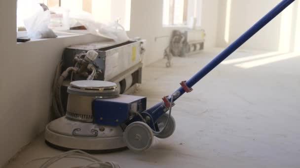Fußboden Poliermaschine ~ Poliermaschine für fußböden closeup home renovierung parkett
