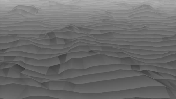 Boden riss Erdbeben 3d Renderings Animationen. Riesige Dürre Ebene globale Erwärmung und Klimawandel - sterben Erde Konzept Luftbild 3d Animation