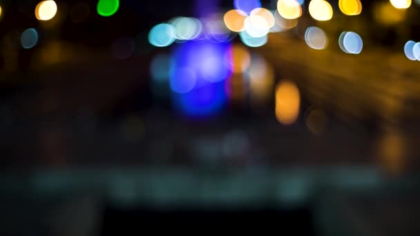 Out of focus background with blurry unfocused lights. Video. Color Blurred background  Bokeh & Out of focus background with blurry unfocused lights. Video. Color ...