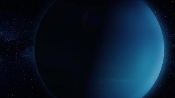 Szolár-rendszerek - Neptunusz. Ez, a legtávolabbi és a nyolcadik bolygó a naptól, a Naprendszerben. Egy hatalmas bolygó. Neptunusz a 14 ismert műhold