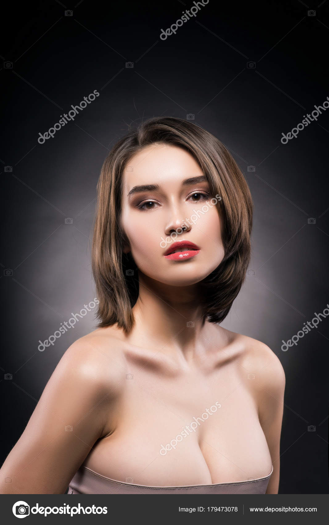 Breast asian big Sexy Asian