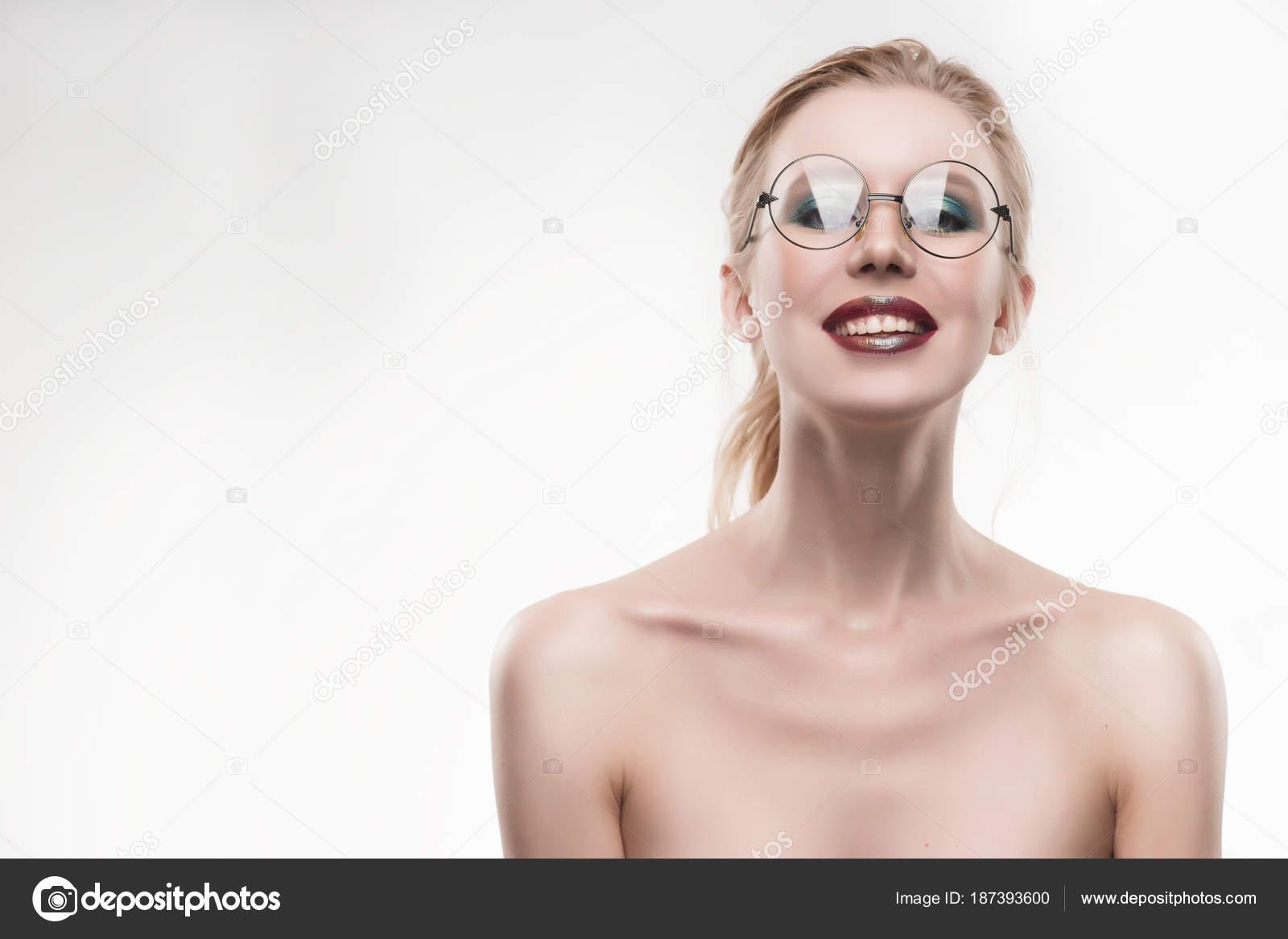 γυμνό γύρος Φωτογραφίες του μαύρου λεία