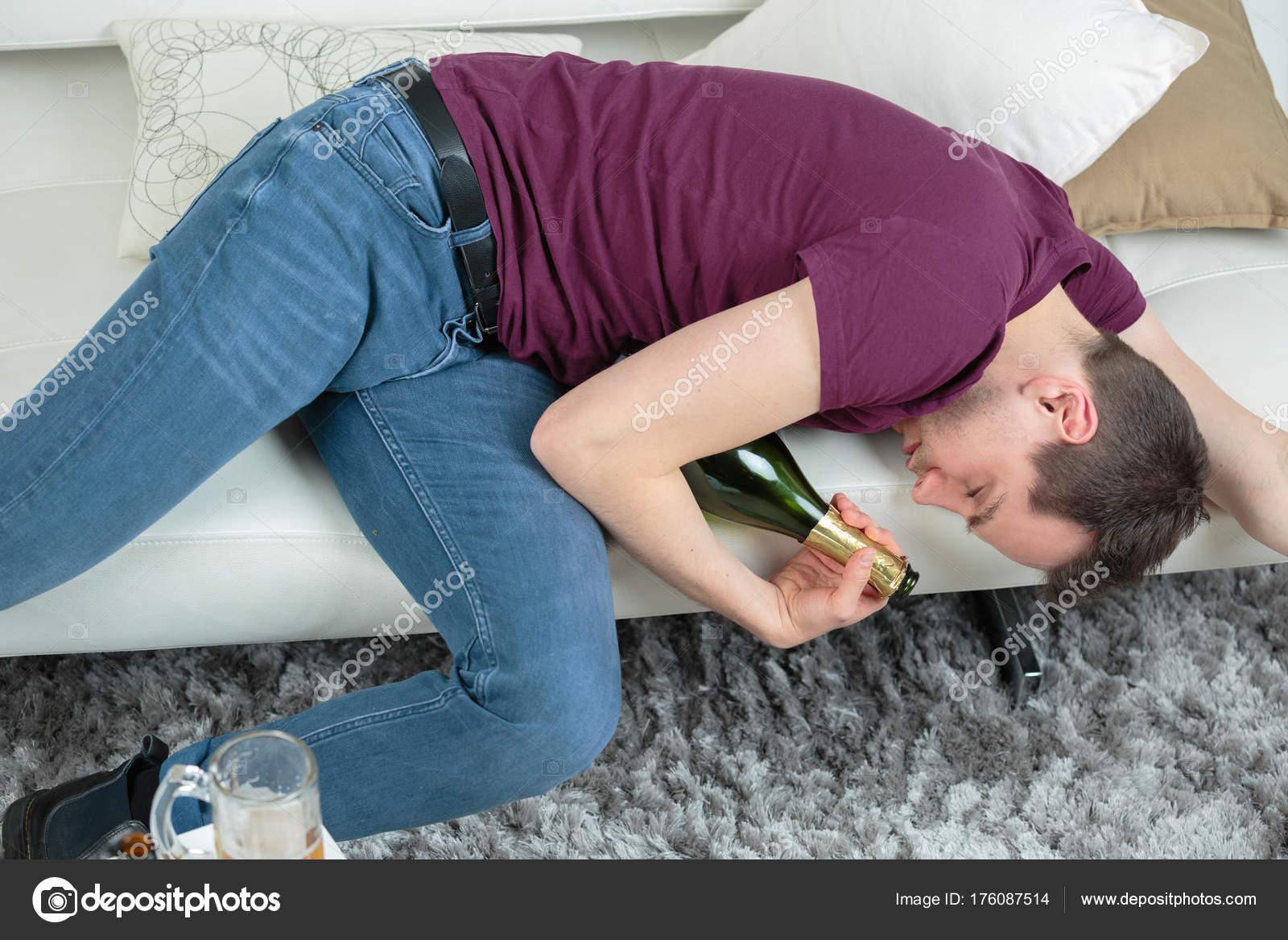 Drunk girls Sleeping