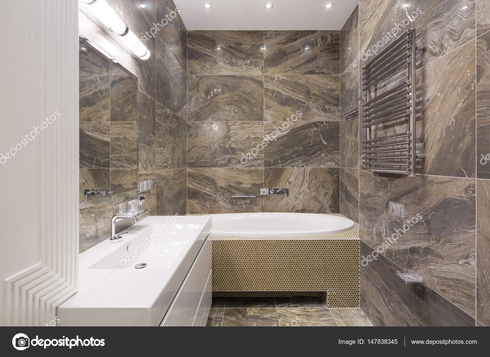 Modern Spa Designer Bathroom U2014 Photo By Gorin